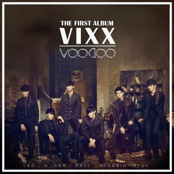 Nr 1 in Korea this week w the VIXX album | ArtistWorks