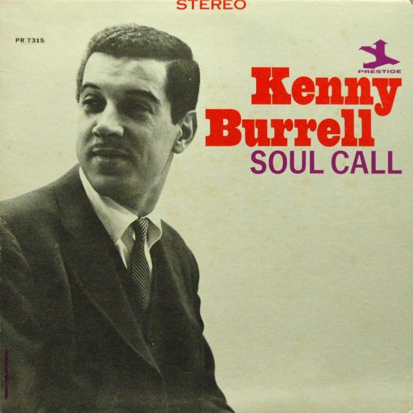 kenny burrell soul call