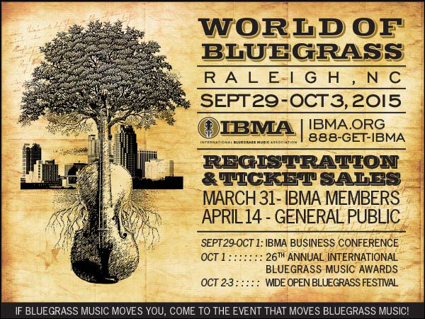IBMA 2015