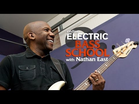 bass lessons with nathan east