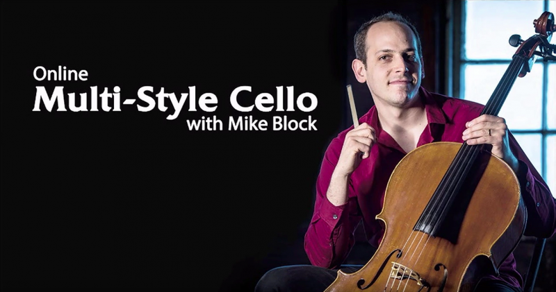 cello lessons with mike block