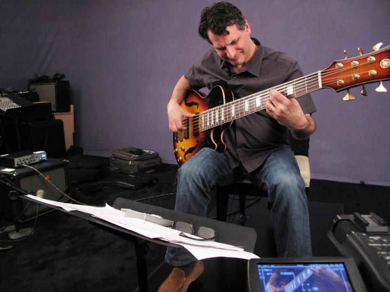 John Patitucci Releases Electric Bass Lessons for Jazz Bass School | ArtistWorks