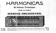 The History of Harmonica: Part 1 | ArtistWorks