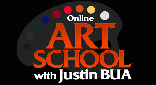 how to draw with justin bua