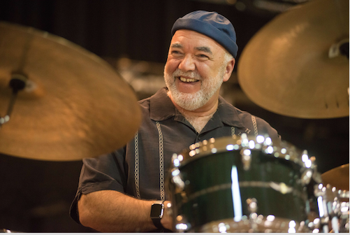 jazz drums with peter erskine coming soon