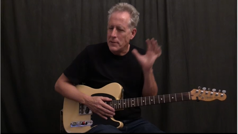 keith wyatt - blues guitar teacher at ArtistWorks