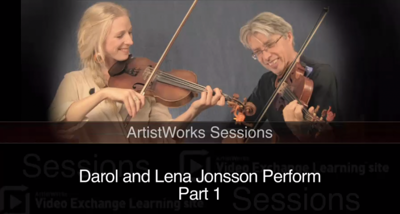lena jonsson fiddle