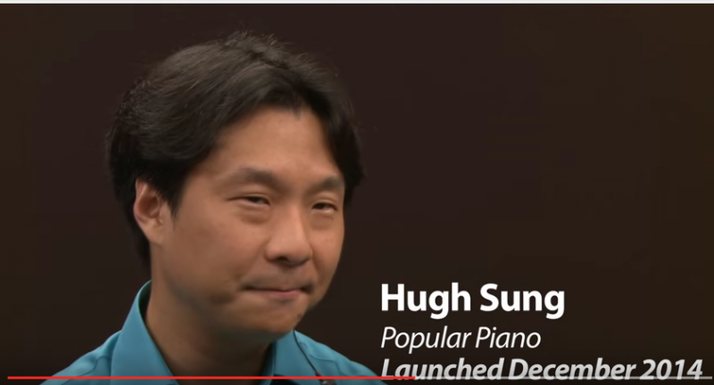 piano lessons with hugh sung