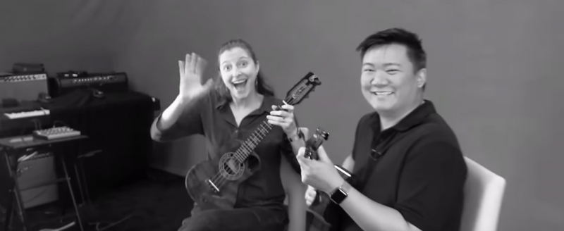 ukulele lessons with craig chee and sarah maisel coming soon