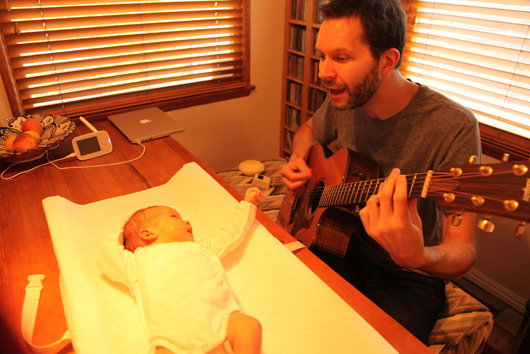paul gilbert and son