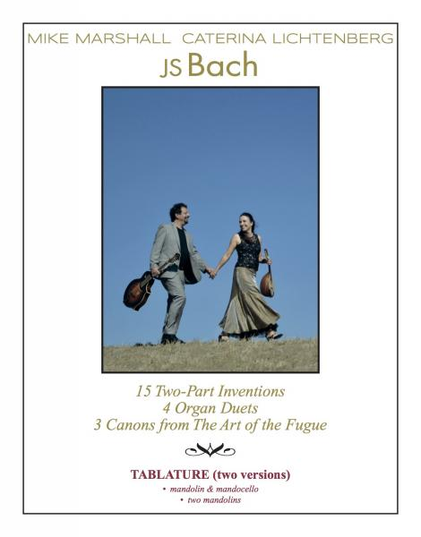 Two new J S  Bach Duet Books | ArtistWorks