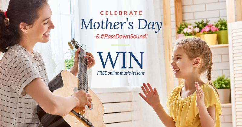 Celebrate Mothers Day Pass Down Sound