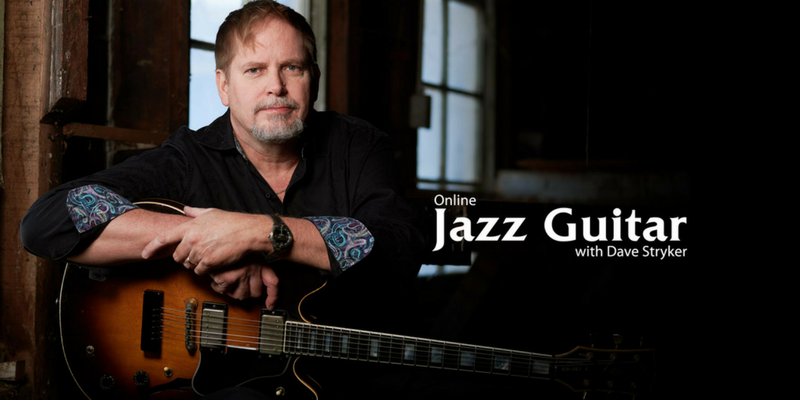 Jazz Guitar Lessons with Dave Stryker: Open Now | ArtistWorks