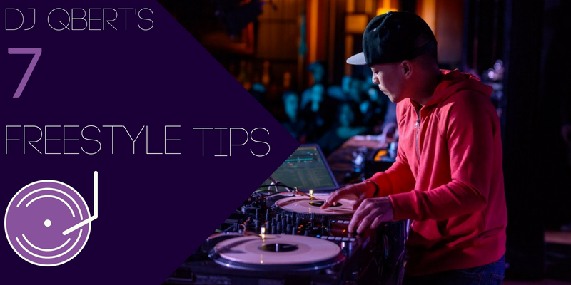 DJ Qbert Skratch Freestyle Tips