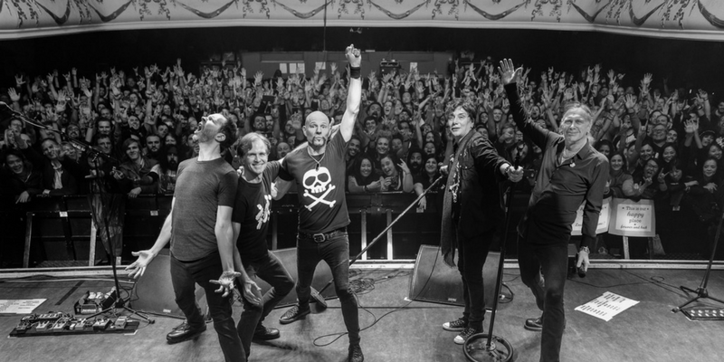 Mr  Big World Tour: Backstage Pass | ArtistWorks