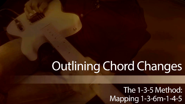 How to Outline Chord Changes on Guitar | ArtistWorks