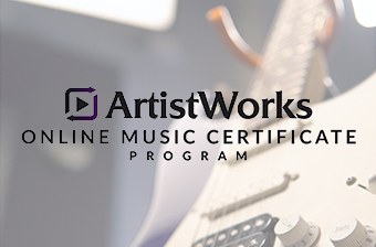 Online Music Certificate