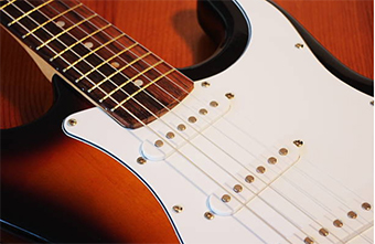 Blues Guitar Online Music Certificate