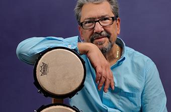 World Percussion Lessons with Luis Conte