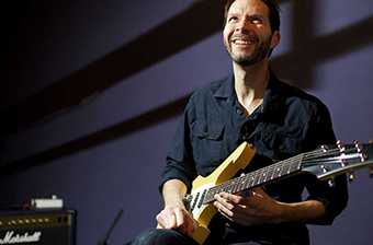 Rock Guitar Lessons with Paul Gilbert